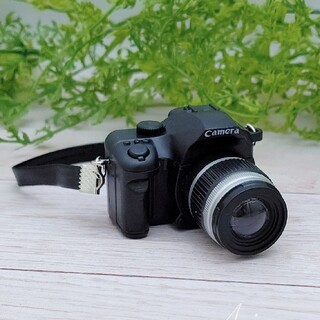 【MCL】光る!ミニチュアカメラ レンズタイプ ドール用 おもちゃ ドールハウス(ミニチュア)