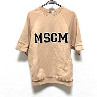 エムエスジイエム(MSGM)のエムエスジィエム サイズXS レディース -(トレーナー/スウェット)