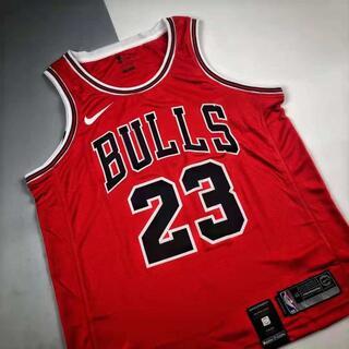 ナイキ(NIKE)のシカゴ・ブルズのファン限定背番号「23」(ジャージ)