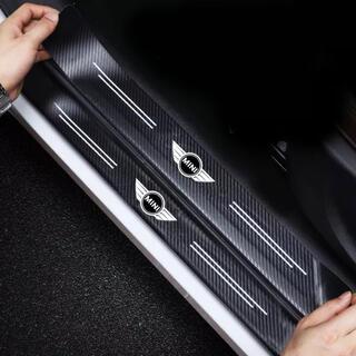 BMW - BMW MINI ミニクーパー ドアステップ プロテクター ステッカー