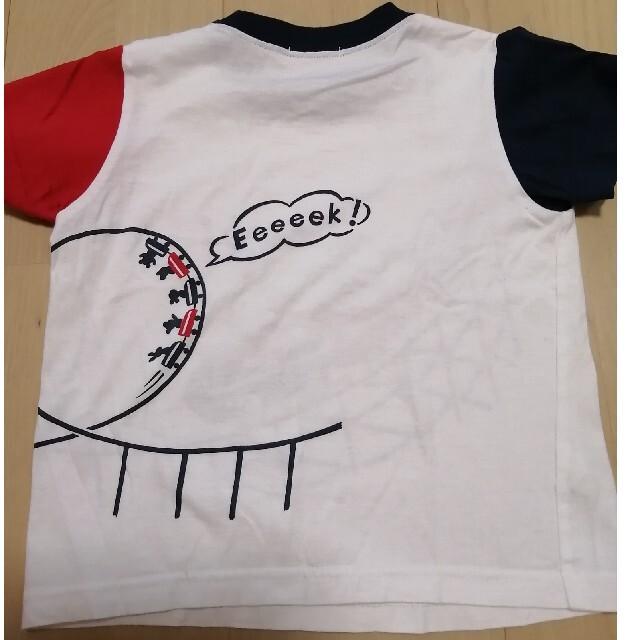 familiar(ファミリア)のファミリアTシャツ100 キッズ/ベビー/マタニティのキッズ服男の子用(90cm~)(Tシャツ/カットソー)の商品写真