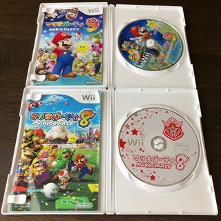 Wii - wii マリオパーティ 8 9