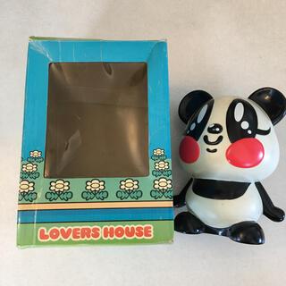 ラバーズハウス(LOVERS HOUSE)のラヴァーズハウス メリーちゃん 貯金箱 ノベルティ 非売品(キャラクターグッズ)