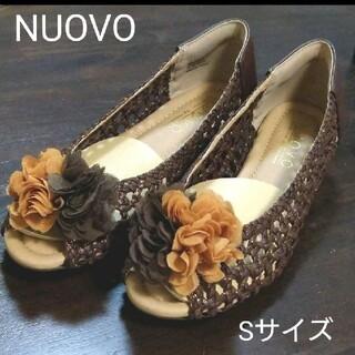 ヌォーボ(Nuovo)のレディース NUOVO ヌォーボ サンダル 靴 Sサイズ (サンダル)
