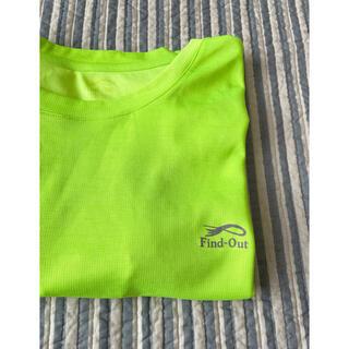 ウォークマン(WALKMAN)のワークマン 冷感Tシャツ  size LL(Tシャツ/カットソー(半袖/袖なし))