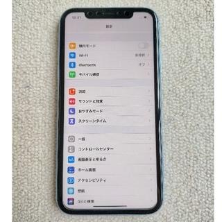 iPhone - Apple iphoneXR 64G 赤ロム 美品