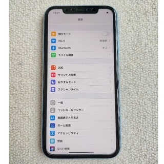 iPhone - Apple iphoneXR 64G 赤ロム 美品