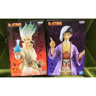 BANPRESTO - Dr.STONE あさぎりゲン  石神千空  フィギュア セット