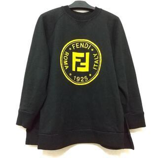 フェンディ(FENDI)のFENDI(フェンディ) サイズM メンズ美品  -(スウェット)