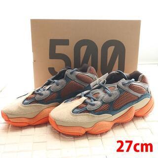 アディダス(adidas)の【新品】 adidas YEEZY 500 ENFLAME 27cm(スニーカー)