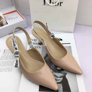 Dior - 美品Dior ディオール パンプス
