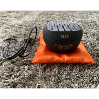 エーユー(au)のau Bluetooth スピーカー いいオトモスピーカー 非売品(スピーカー)