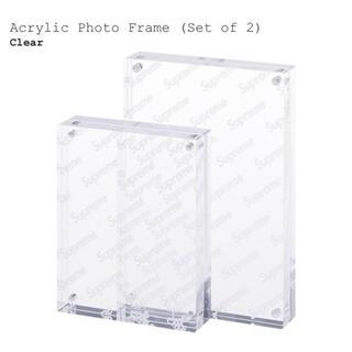 Supreme - Supreme Acrylic Photo Frame(Set of 2)