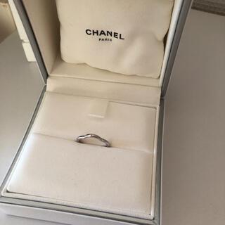 CHANEL - シャネル カメリア リング 指輪