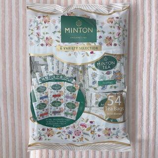 ミントン(MINTON)のミントン ティー ミントン  紅茶 バラエティパック(茶)