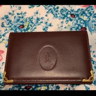 Cartier - カルティエパスケース