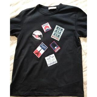 MAISON KITSUNE' - 有名人着用! メゾンキツネの海外限定Tシャツ