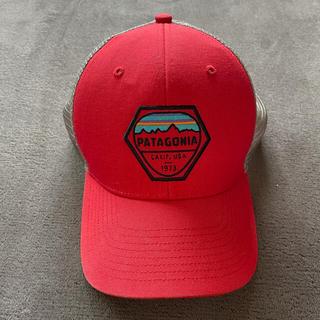patagonia - Patagonia 美品 CAP 赤