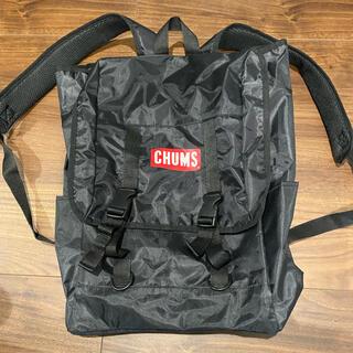 CHUMS - CHUMS チャムス リュック 美品