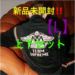 Supreme - Supreme × Hysteric Glamour  Velour 上下セット
