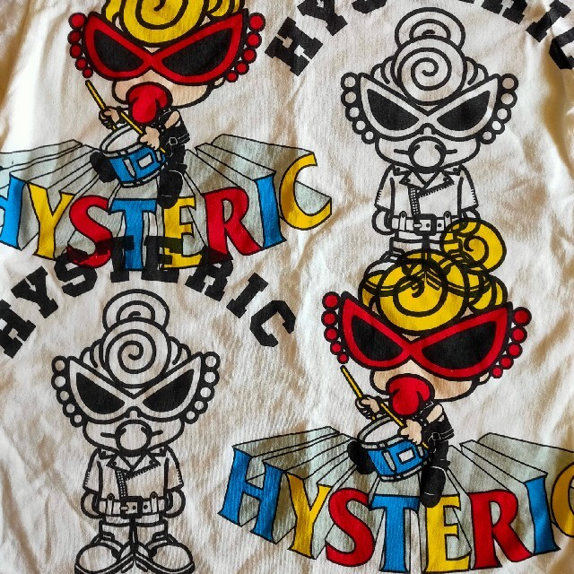 HYSTERIC MINI(ヒステリックミニ)のヒスミニ Tシャツ 平日限定 最終値下げ キッズ/ベビー/マタニティのキッズ服女の子用(90cm~)(Tシャツ/カットソー)の商品写真