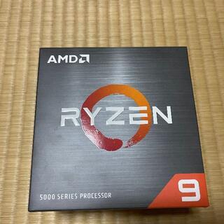 AMD Ryzen 9 5950X 未使用(PCパーツ)