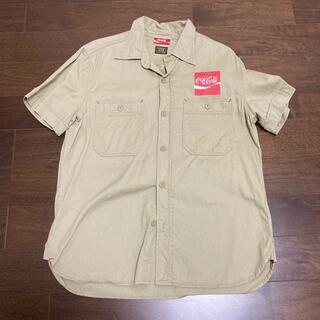エドウィン(EDWIN)のEDWINコカコーラシャツ(シャツ)