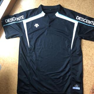 デサント(DESCENTE)のデサントベースボールシャツメンズMサイズ(ウェア)