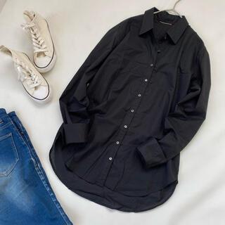 DEUXIEME CLASSE - アパルトモンドゥーズィエムクラス シャツ 長袖 ブラウス  綿 春服夏服 日本製