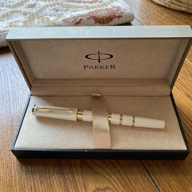 Parker(パーカー)の【PARKER】インジェニュイティ スリム パールGT(パーカー5th) インテリア/住まい/日用品の文房具(ペン/マーカー)の商品写真