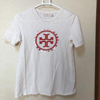 トリーバーチ(Tory Burch)のトリーバーチ Tシャツ スパンコール(Tシャツ(半袖/袖なし))