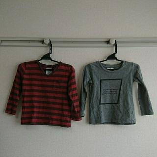 アーバンリサーチ(URBAN RESEARCH)のURBAN RESEARCHキッズカットソー2点(Tシャツ/カットソー)