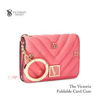 Victoria's Secret - 新作!ヴィクトリアシークレット  カードケース