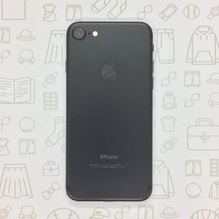 アイフォーン(iPhone)の【B】iPhone 7/32GB/359184074530683(スマートフォン本体)