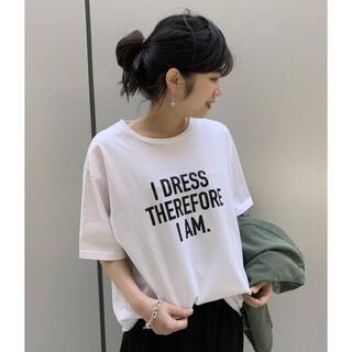 L'Appartement DEUXIEME CLASSE - AP STUDIO I DRESS Tシャツ