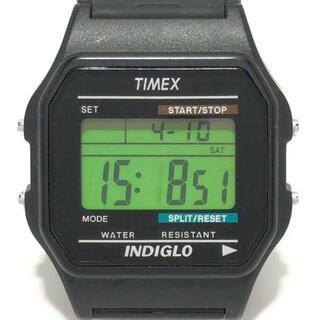 タイメックス(TIMEX)のタイメックス - CR2016CELL ボーイズ(腕時計)
