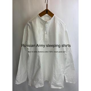 1LDK SELECT - ロシア軍スリーピングシャツNOSサイズ54