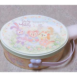 ディズニー(Disney)のダッフィー&フレンズのスプリング・インブルーム お菓子 ディズニーシー(菓子/デザート)