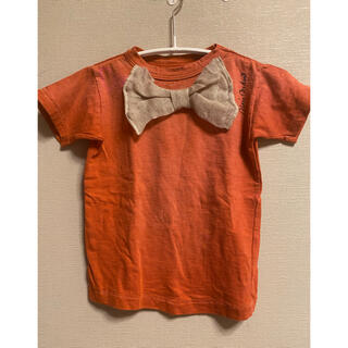 ゴートゥーハリウッド(GO TO HOLLYWOOD)のgo to hollywood リボンTシャツ 【新品未使用】110cm(Tシャツ/カットソー)