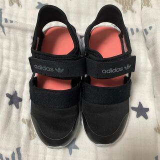 アディダス(adidas)のadidasキッズ サンダル15.0cm(サンダル)