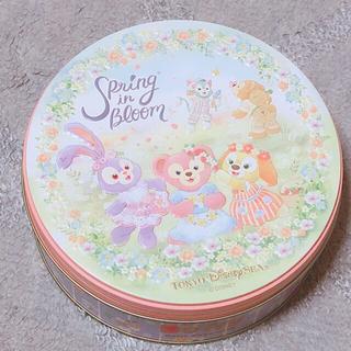 ディズニー(Disney)のディズニーシー お菓子 ダッフィー&フレンズのスプリング・インブルーム クッキー(菓子/デザート)