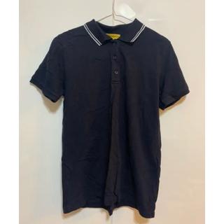 シマムラ(しまむら)のCLOSSHI(クロッシー) ポロシャツ ホワイト メンズ レディース(ポロシャツ)