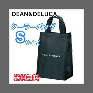 DEAN & DELUCA - DEAN&DELUCA クーラーバッグ ブラック Sサイズ
