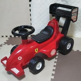 フェラーリ(Ferrari)のフェラーリ  F1  足けり(手押し車/カタカタ)