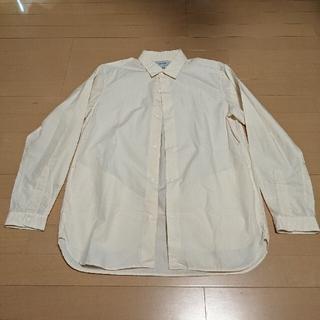 YAECA - YAECAヤエカ コンフォートシャツ コットン コーチジャケット スナップボタン