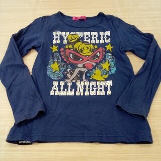 ヒステリックミニ(HYSTERIC MINI)のヒステリックミニ 長袖 カットソー 130cm 02MN0510730(Tシャツ/カットソー)