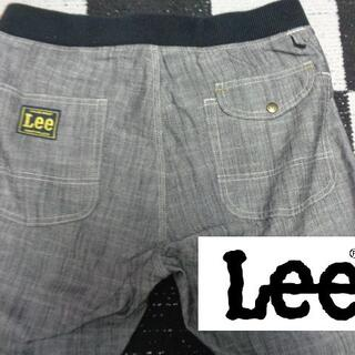 リー(Lee)の【LEE リー】W32シャンブレー薄手デニムパンツ(デニム/ジーンズ)