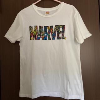 GU - MARVELメンズTシャツSサイズ