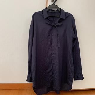 TOMORROWLAND - ギャルリービー 日本製リボンシャツ1