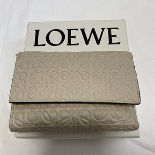 LOEWE - LOEWE ロエベ 三つ折り財布 ウォレット
